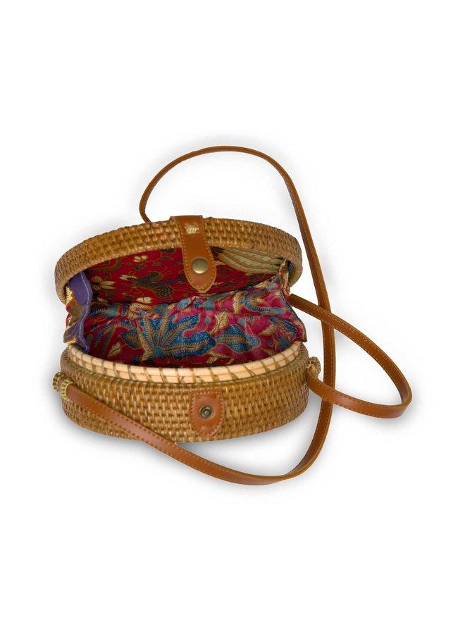 Caramel Bali Bag