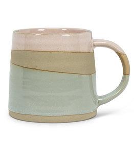 Pink Rustic Mug