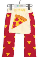 Red & Orange Pizza Leggings