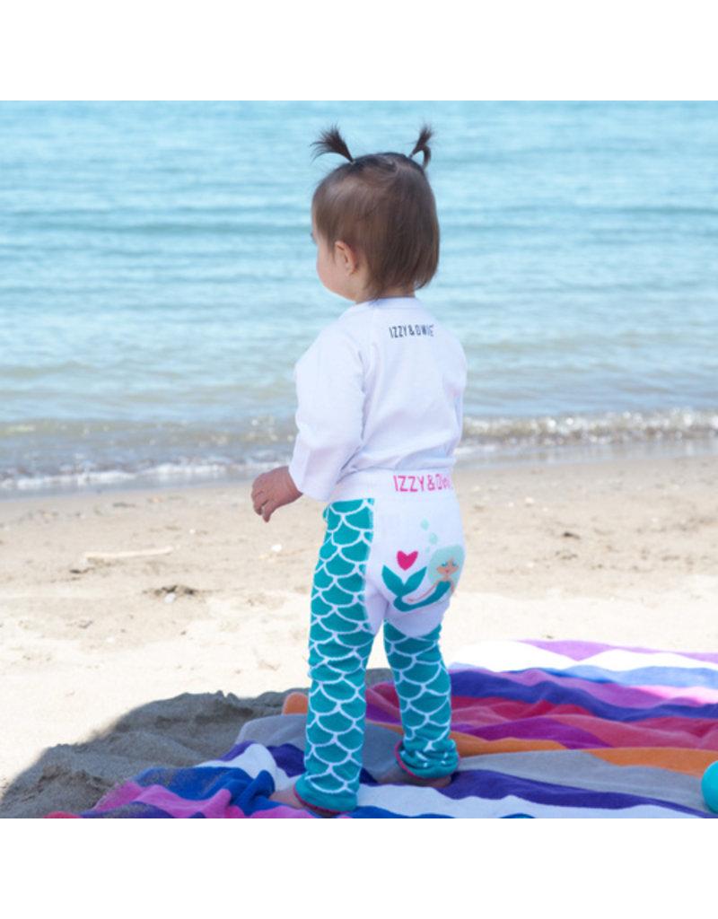 Seafoam Mermaid Leggings