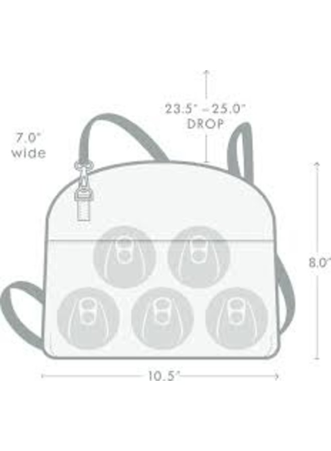 Adair Crossbody Lunchbox