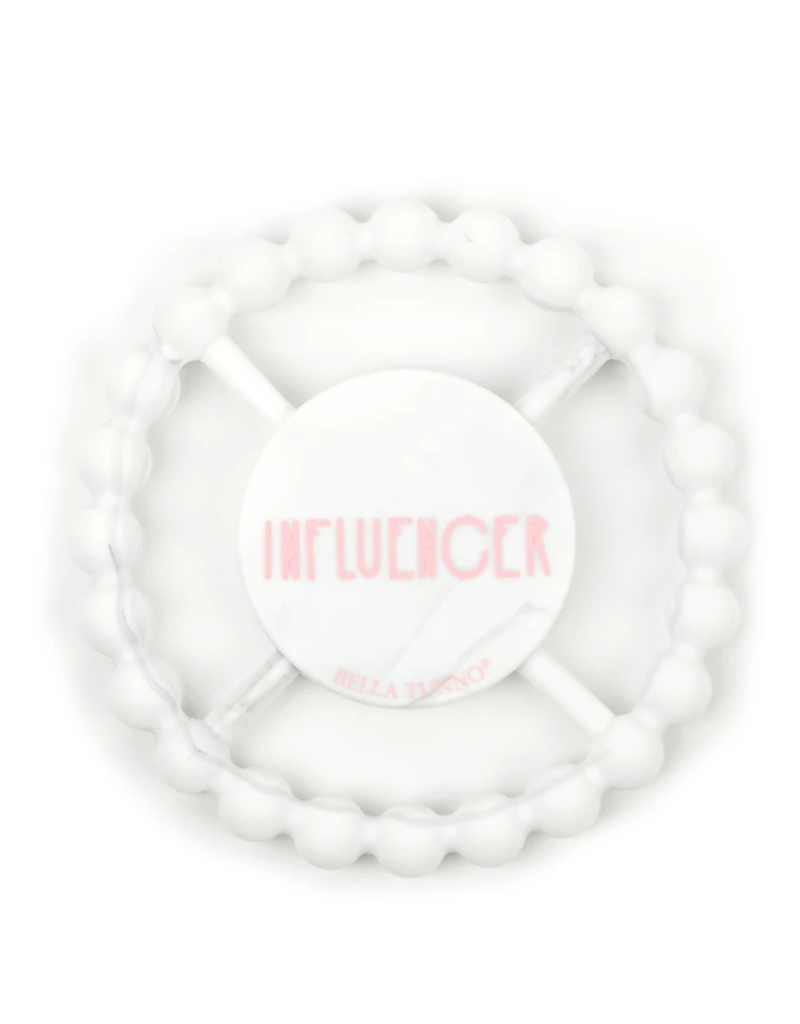 Happy Teether Influencer Marble
