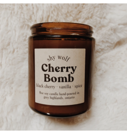 Rock and Roll Candle Cherry Bomb