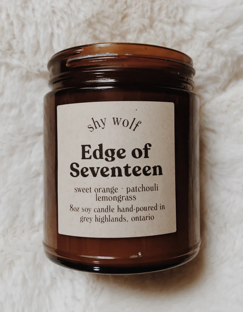 Rock and Roll Candle Edge of Seventeen