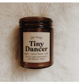 Rock and Roll Candle Tiny Dancer