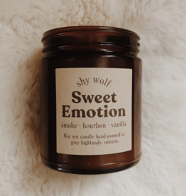 Rock and Roll Candle Sweet Emotion