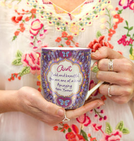 Aunt - 12 oz Cup with Gift Box