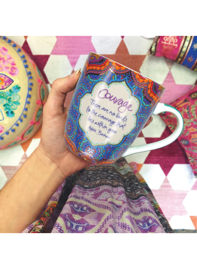 Courage - 12 oz Cup with Gift Box