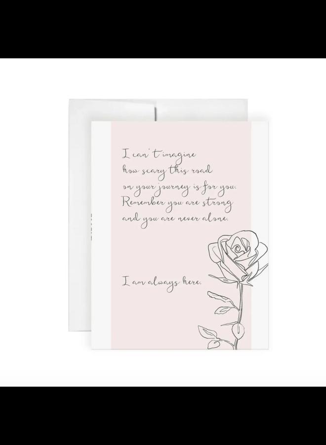 Greeting Card Always Here