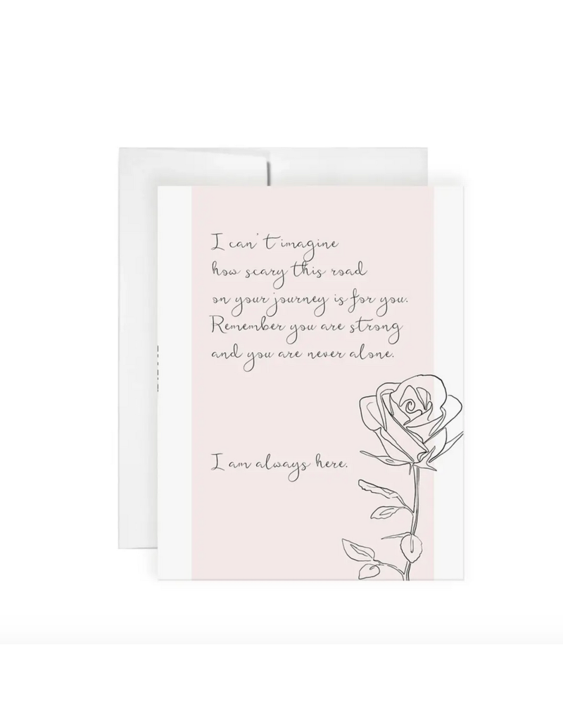 Greeting Card Always Here