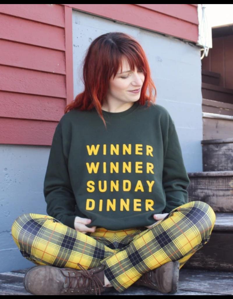 Sunday Dinner Crewneck