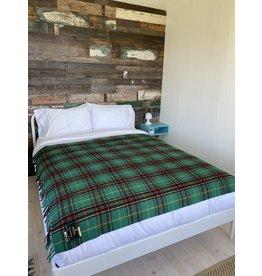 Newfoundland Tartan Deluxe Blanket