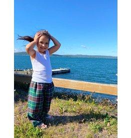 Children's NL Tartan Pajama Pants