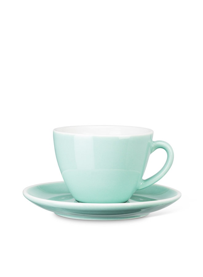Mint Diner Cup & Saucer