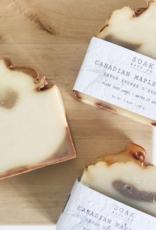 Canadian Maple Soap Bar