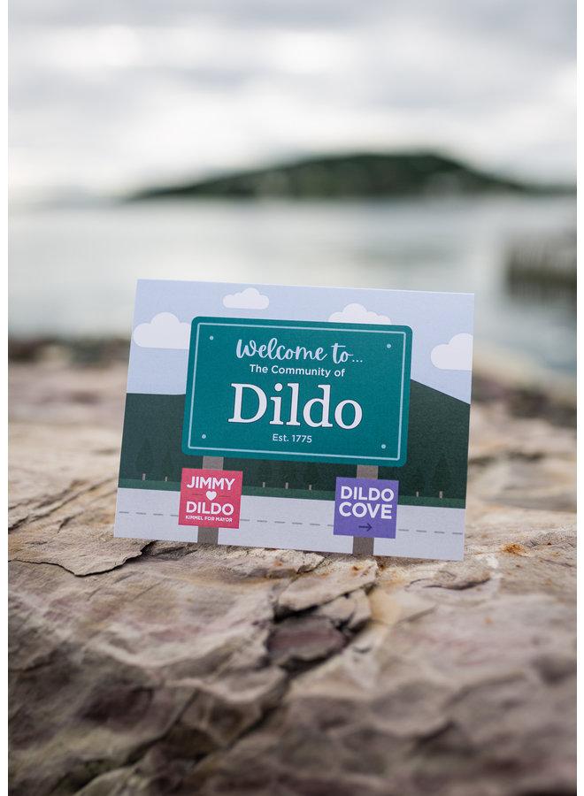 Dildo Card