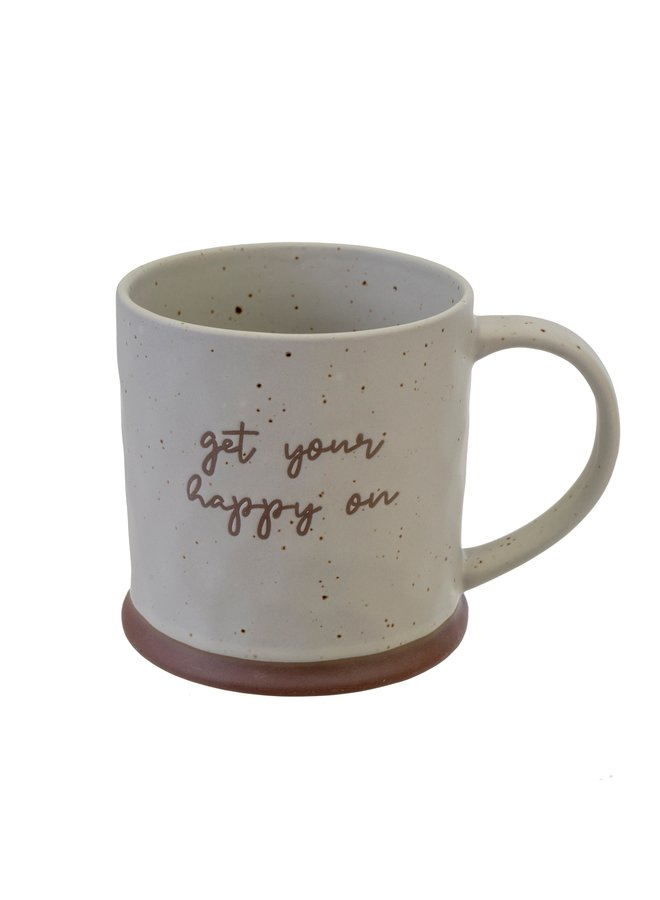 Get Your Happy On Mug
