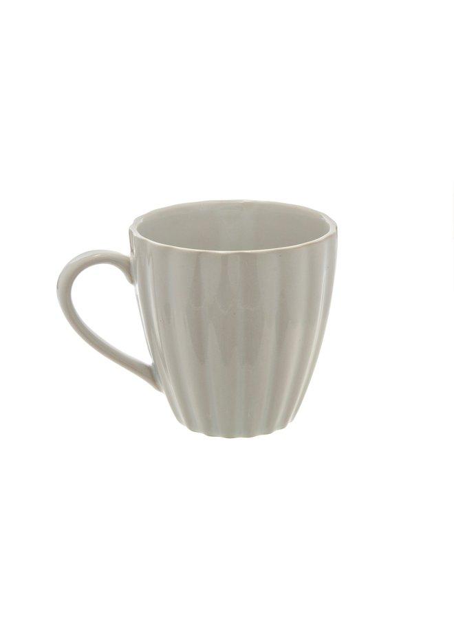White Amelia Mug
