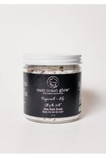 Peppermint + Kelp Sea Salt Soak