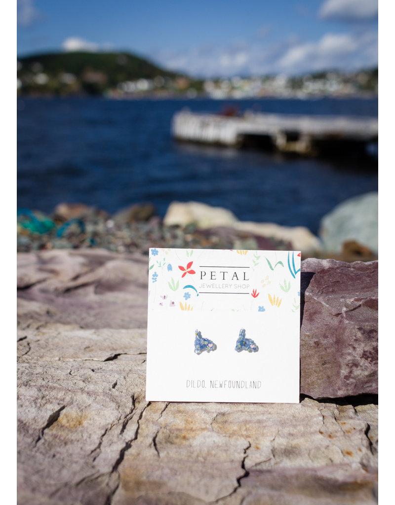 Newfoundland Stud Earrings