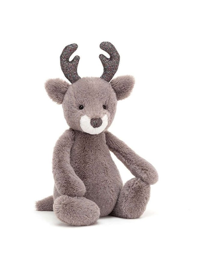 Bashful Medium Glitz Reindeer
