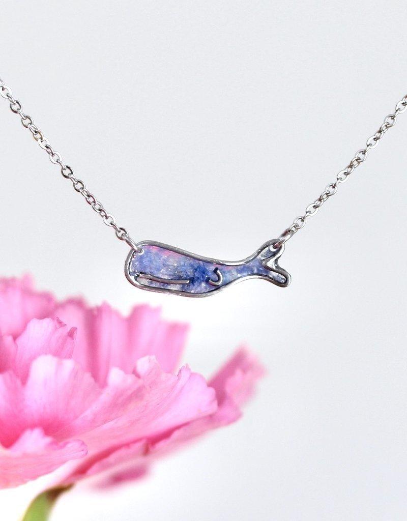 Sperm Whale Necklace