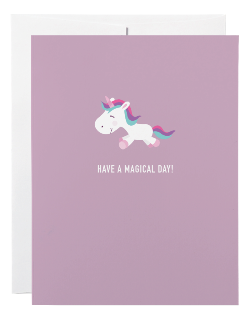 Classy Kids Birthday Greeting Card