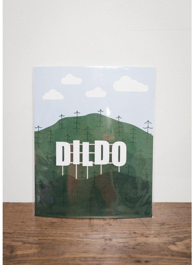 Dildo Print