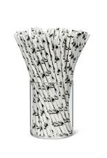 Skate Print Straws