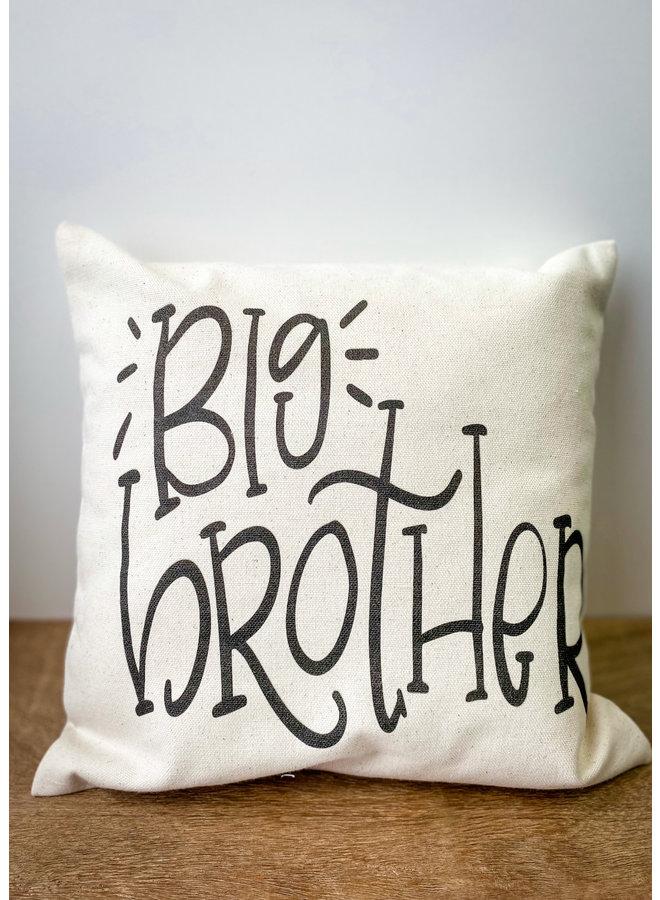 Big Brother Pillow