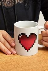 Morph Pixel Heart Mug