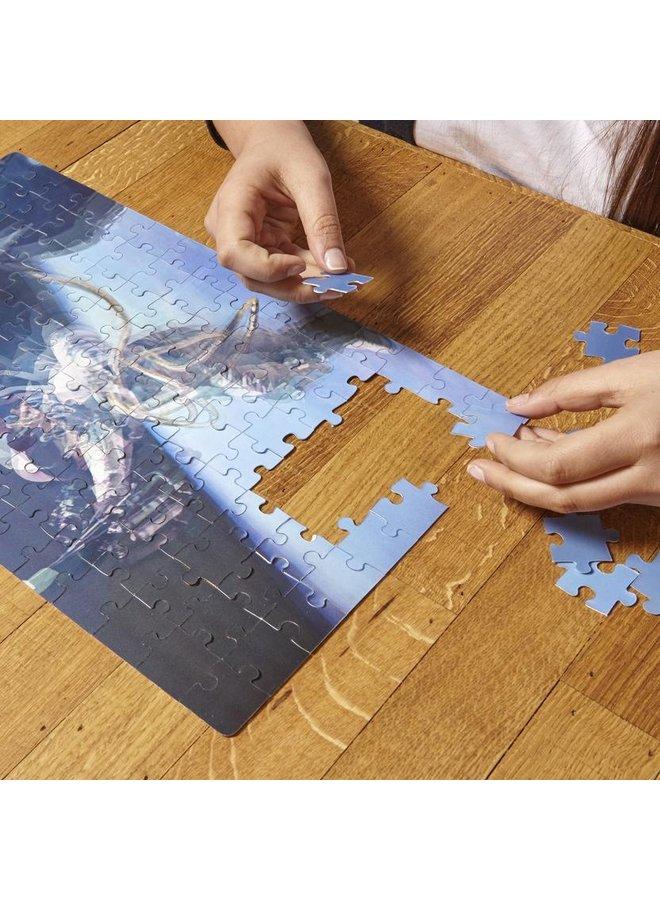Astronaut Motion Puzzle