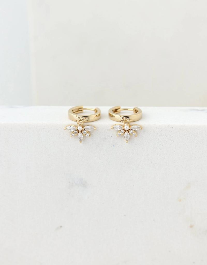Harlowe Hoop Earrings