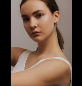 Silvia Hoop Earrings