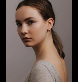 Gloria Small Hoop Earrings
