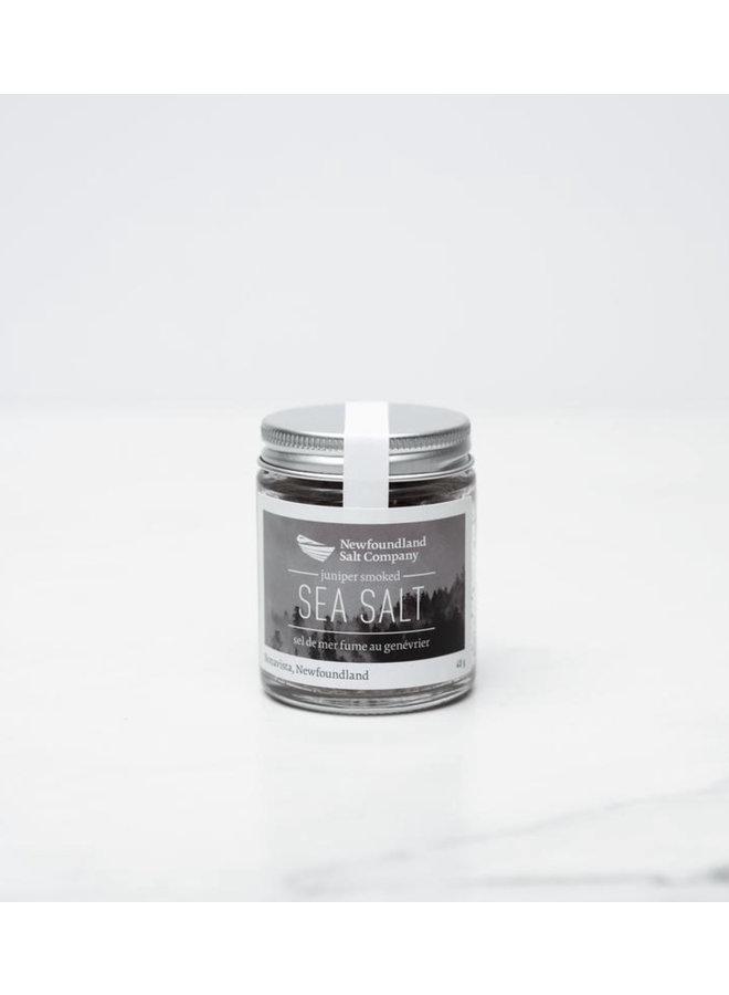 40g Juniper Smoked Sea  Salt