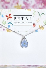 Small Tear Drop Necklace