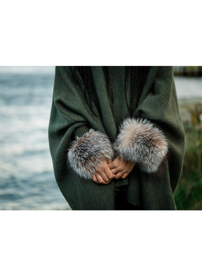 Fox/Raccoon Snap Cuffs