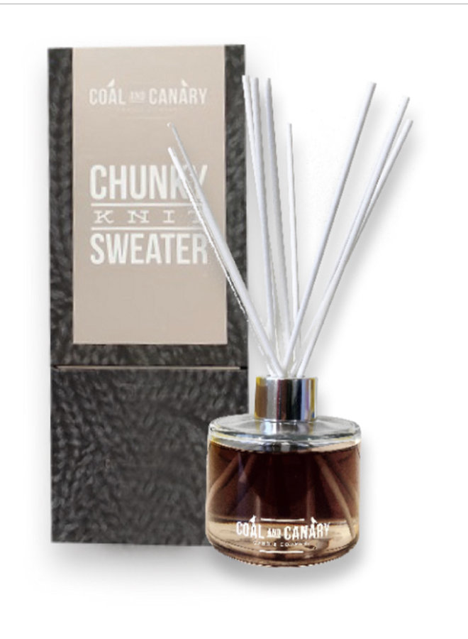 Chunky Knit Sweater Reed Diffuser