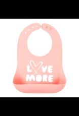 Wonder Bib Love More