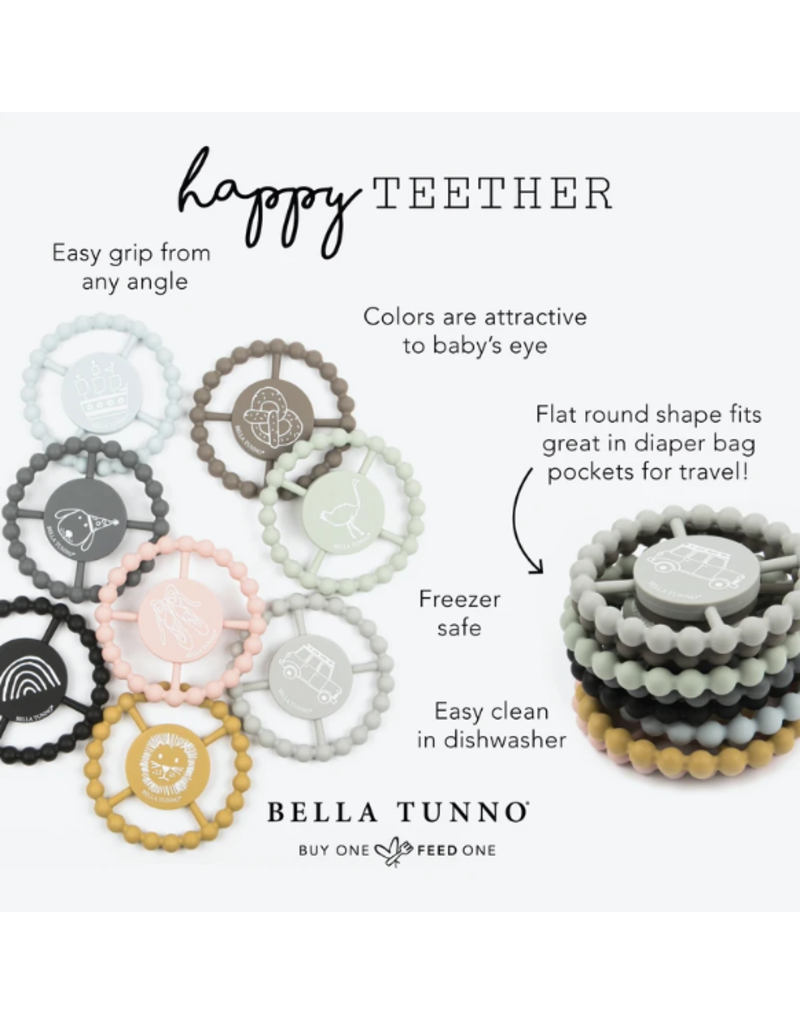 Happy Teether Love More
