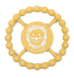 Happy Teether Lion