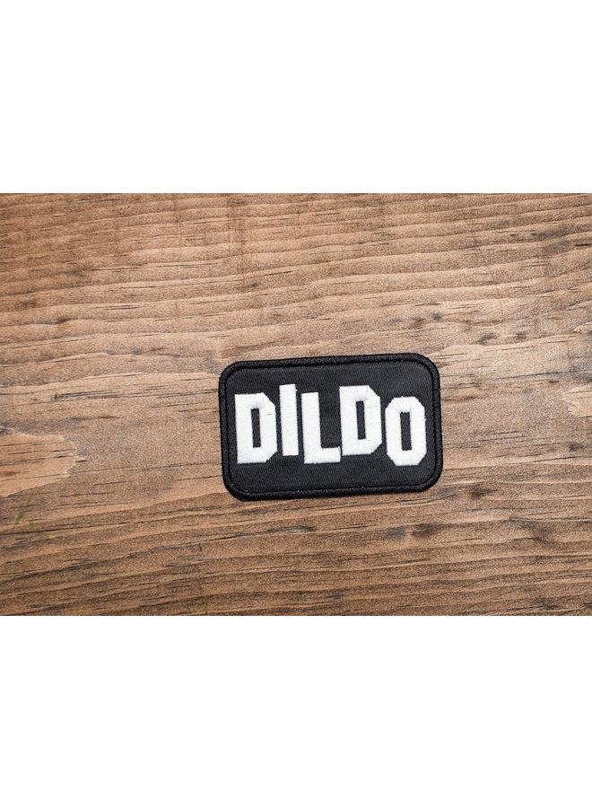 Dildo Sign Patch