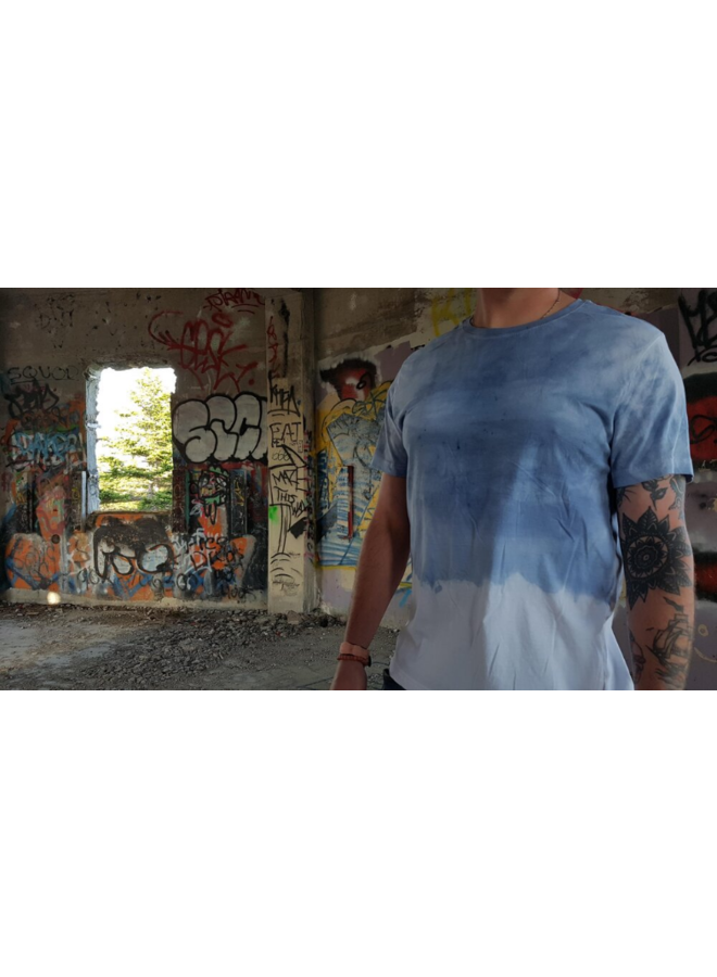 Blue Ombre Tee
