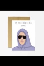 Damian Mean Girls Card