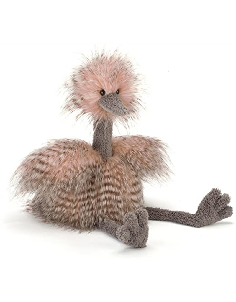 Medium Odette Ostrich