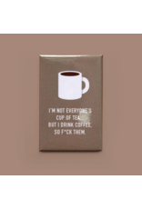Classy Coffee Magnets