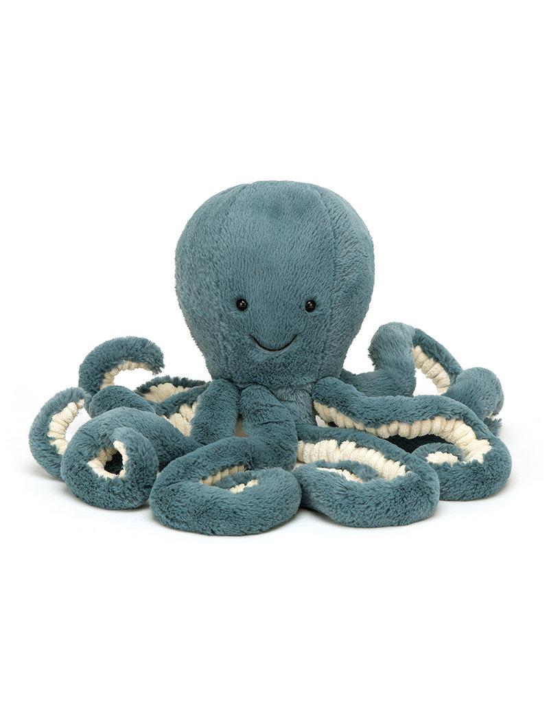 Little Storm the Octopus