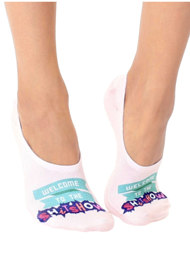 Liner Socks Welcome to the Show