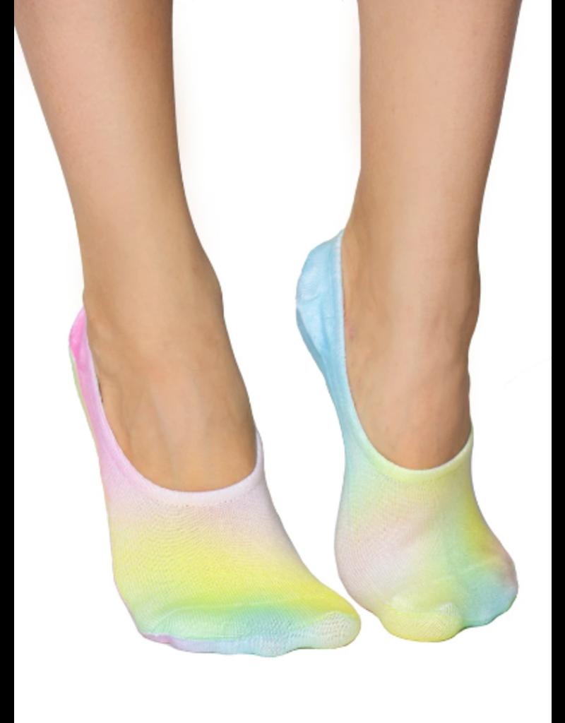 Liner Socks Tie Dye